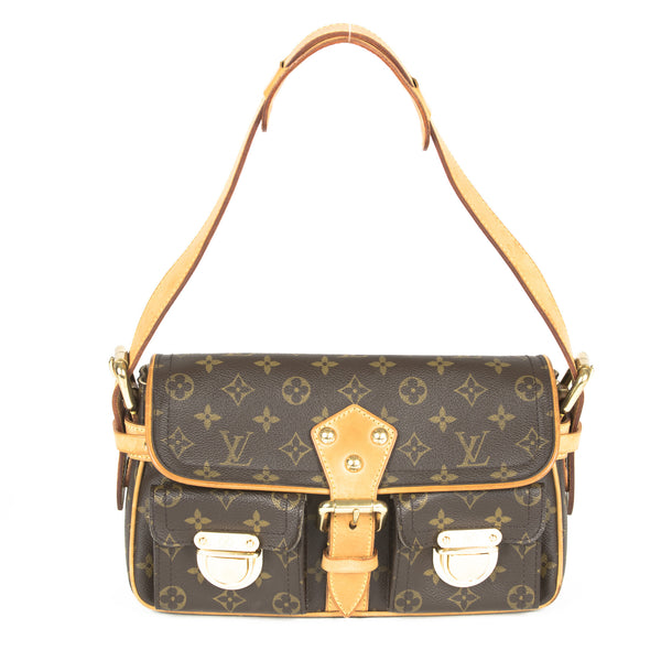 Louis Vuitton Monogram Hudson (Authentic Pre-Owned)