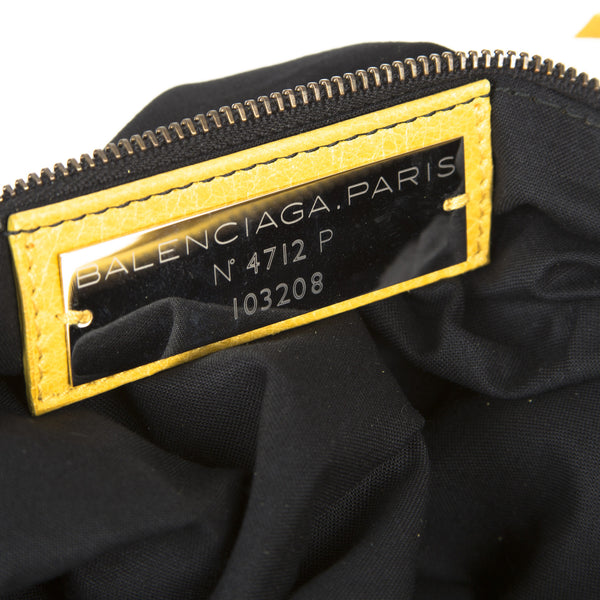 Balenciaga First  Moutarde (Authentic Pre Owned)