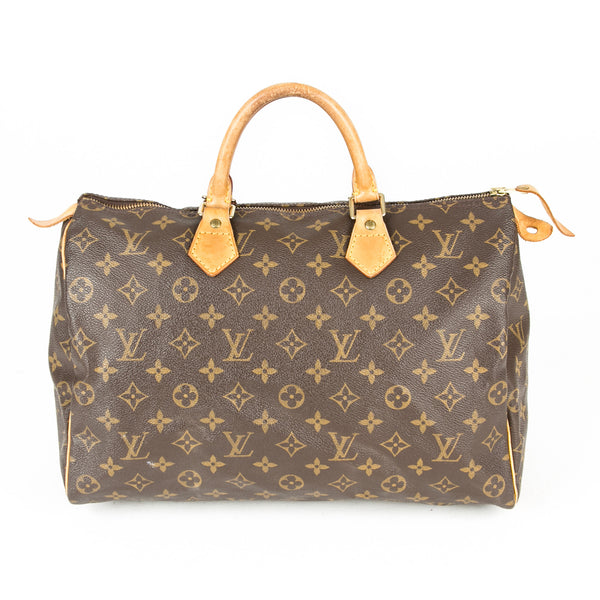 b92eb78350b1 Louis Vuitton Speedy 35 (Authentic Pre Owned) - 1740049