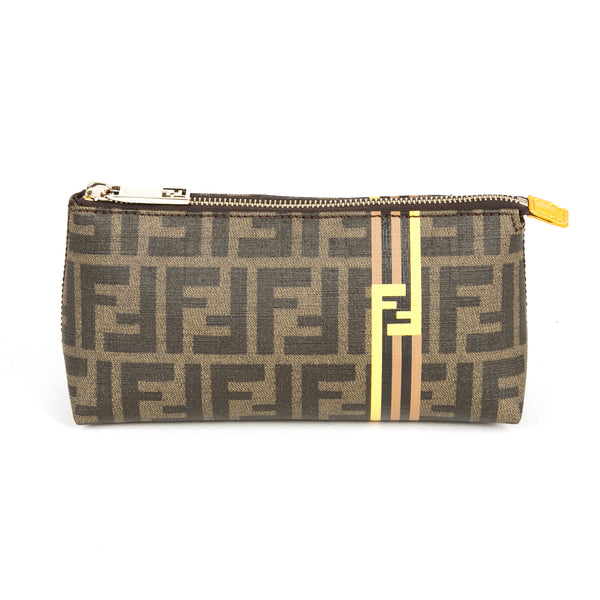451835b857 Fendi Zucca Cosmetic Pouch (Authentic Pre Owned) - 1747023