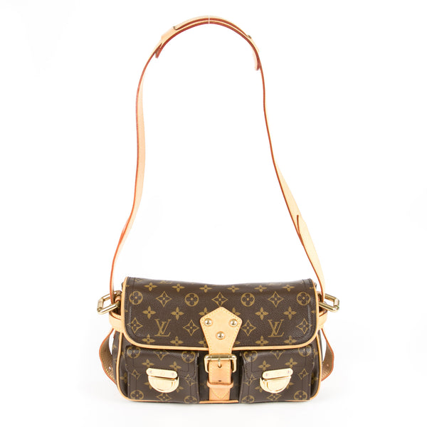 Louis Vuitton Monogram Hudson PM (Authentic Pre-Owned)