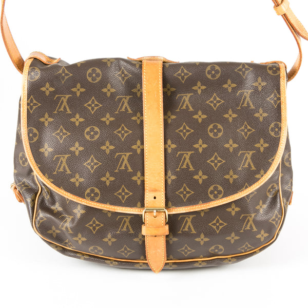 Louis Vuitton Saumur  (Authentic Pre Owned)