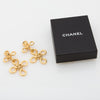 Chanel CC Logo Earrings (Pre Owned)