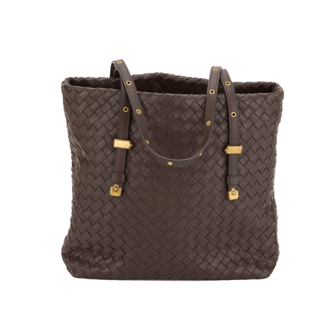 Bottega Veneta Intrecciato (Authentic Pre Owned)