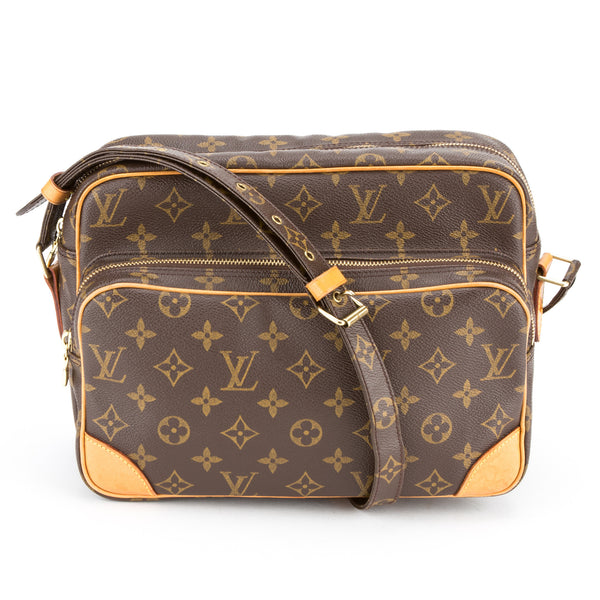 Louis Vuitton Monogram Beverly MM (Authentic Pre Owned)
