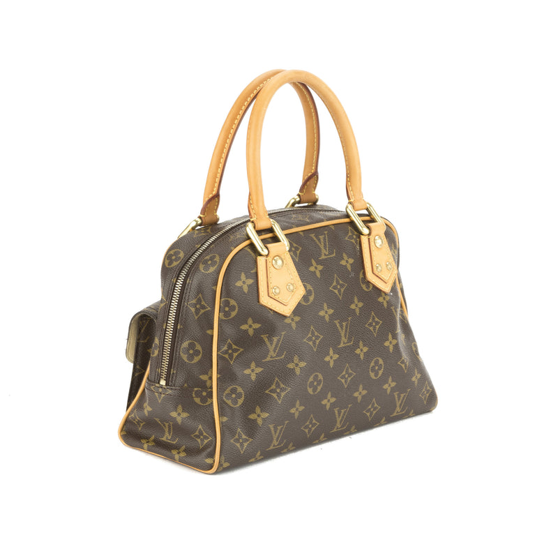 Louis Vuitton Monogram Manhattan PM (Authentic Pre Owned)