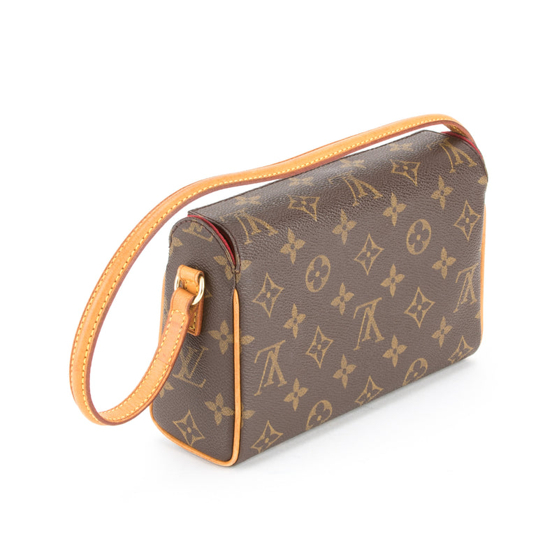 Louis Vuitton Monogram Recital (Authentic Pre Owned)