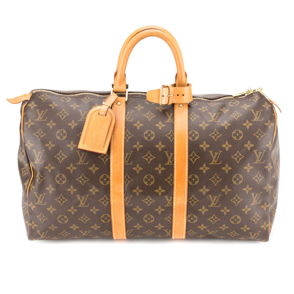 Louis Vuitton Monogram Keepall 45 (Authentic Pre Owned)