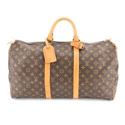 Louis Vuitton Monogram Keepall 50 (Authentic Pre Owned)