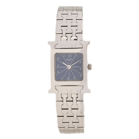 Hermes Heure H Watch (Authentic Pre Owned)