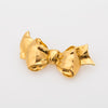Chanel Gold Bow Brooch (Pre Owned)
