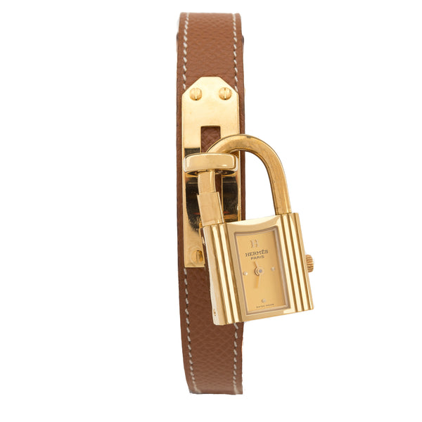 Hermes Kelly Watch (Authentic Pre Owned)