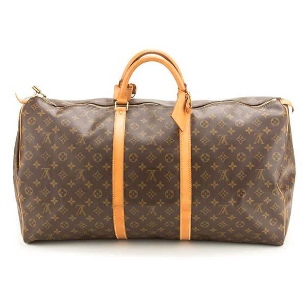 Louis Vuitton Monogram Keepall 60 (Authentic Pre Owned)