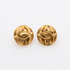 Chanel CC Clip Earrings (Pre Owned)