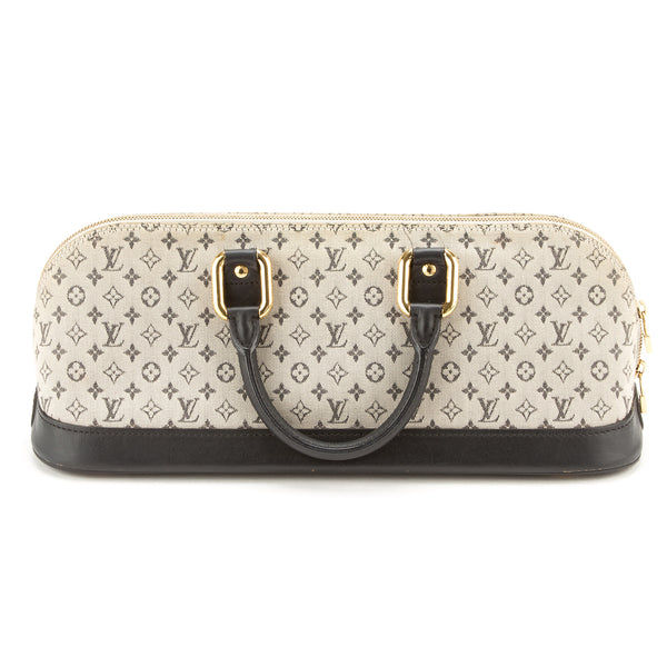 Louis Vuitton Mini Lin Alma Long (Authentic Pre Owned)