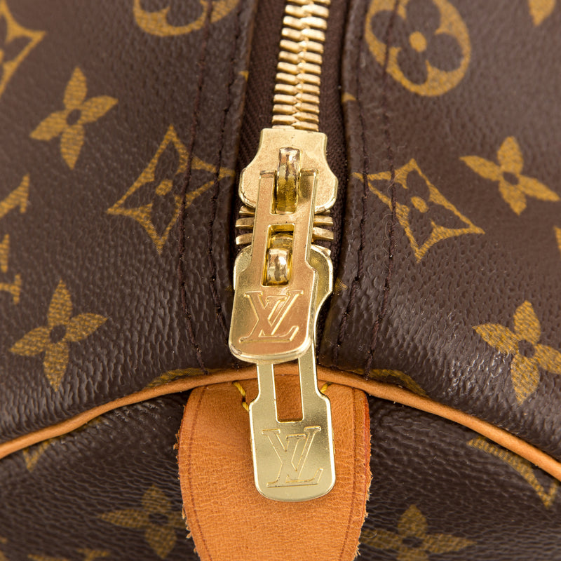 Louis Vuitton Monogram Canvas Keepall 45 (Pre Owned)
