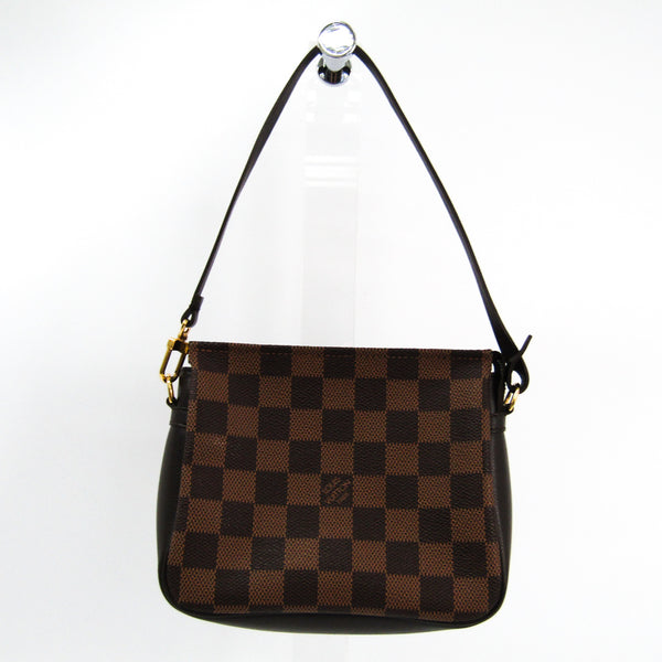 Louis Vuitton Damier Ebene Trousse Cosmetic Tote (SHA23089)