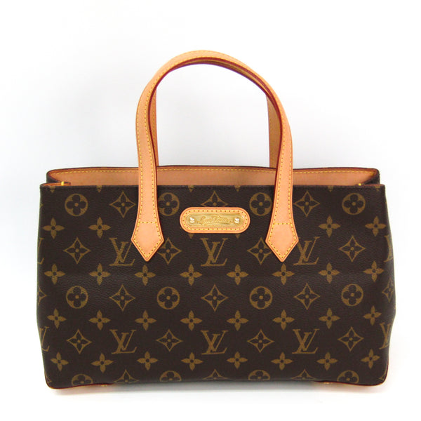 Louis Vuitton Monogram Wilshire PM Tote (SHA12319)