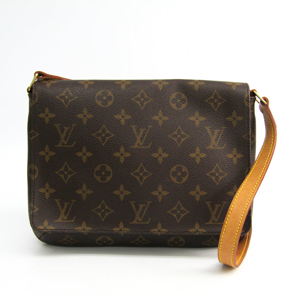 Louis Vuitton Monogram Musette Tango Short Strap (SHA22219)