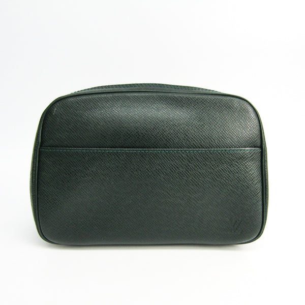 Louis Vuitton Taiga Leather Accessory Pouch (SHA-42279)