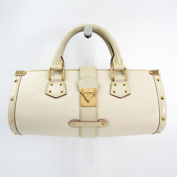 Louis Vuitton White Suhali L'Epanoui PM (SHA23097)