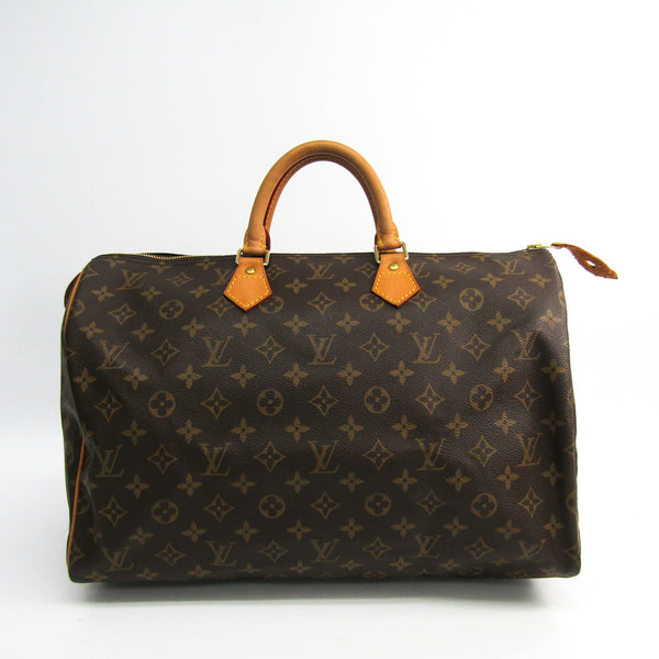 Louis Vuitton Monogram Speedy 40 (SHA-46431)