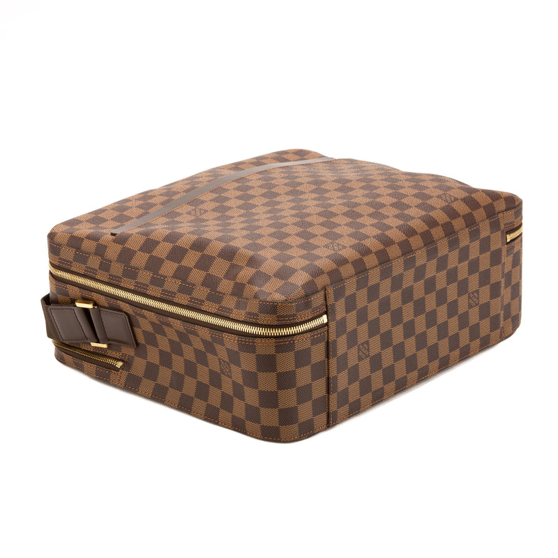 Louis Vuitton Damier Ebene Dorsoduro Bag (Authentic Pre Owned)
