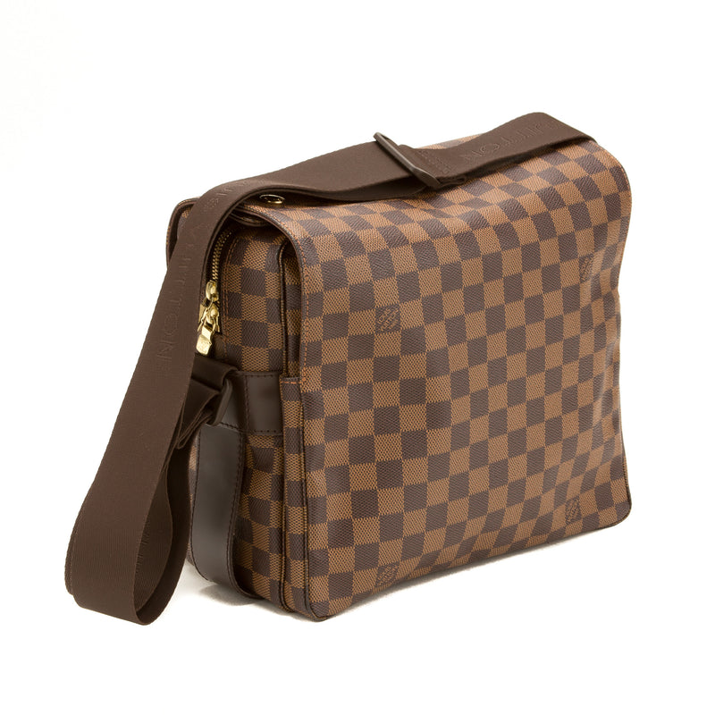 Louis Vuitton Damier Ebene Naviglio (Authentic Pre-Owned)