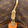 Louis Vuitton Monogram Keepall 55 Bag (Pre Owned)