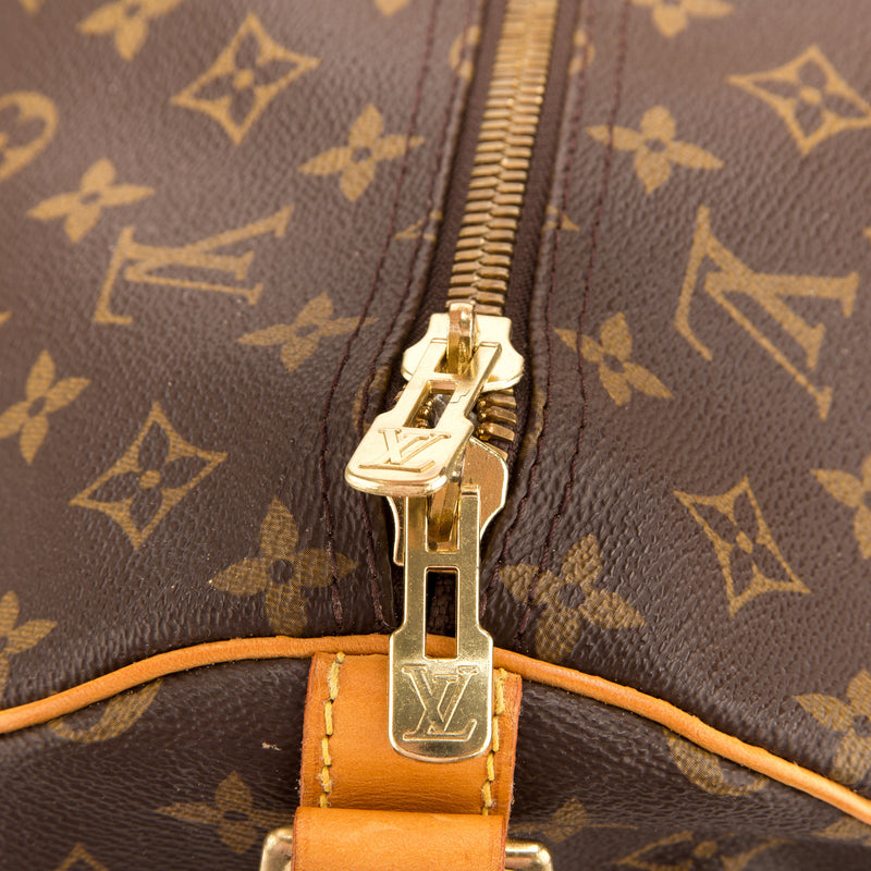 Louis Vuitton Monogram Keepall Bandouliere 60  Bag (Pre Owned)