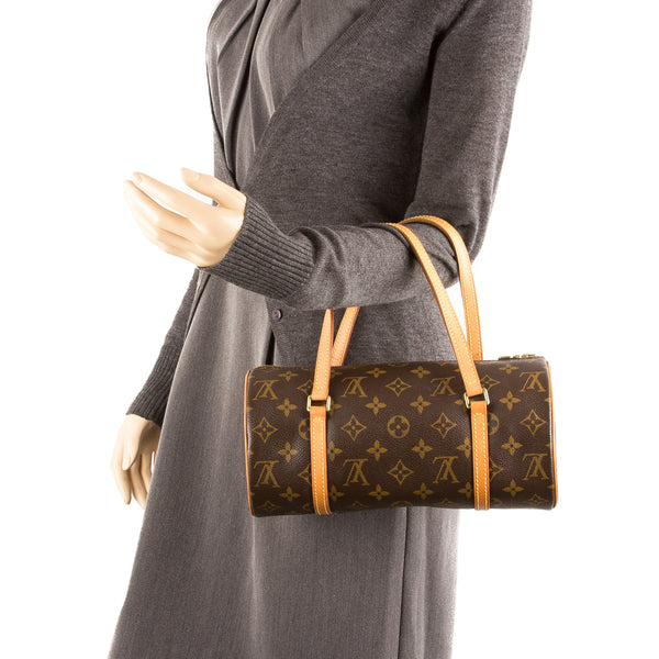 Louis Vuitton Monogram Papillon 26 Bag (Authentic Pre Owned)