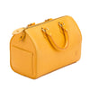 Louis Vuitton Yellow Epi Speedy 25 Bag (Authentic Pre Owned)