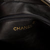 Chanel Black Lambskin Fringe Bag (Authentic Pre Owned)