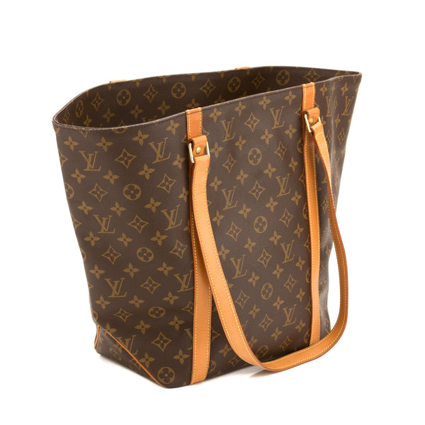 Louis Vuitton Monogram Sac Shopping Bag (Authentic Pre Owned)