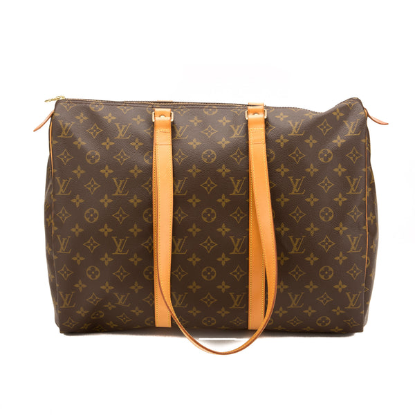 Louis Vuitton Monogram Sac Flanerie 45 Bag (Authentic Pre Owned ... 01423a561c
