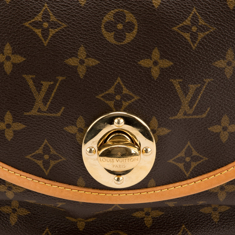 Louis Vuitton Monogram Tulum GM Bag (Pre Owned)