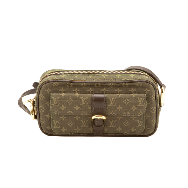 Louis Vuitton Mini Lin Juliette Bag (Authentic Pre Owned)