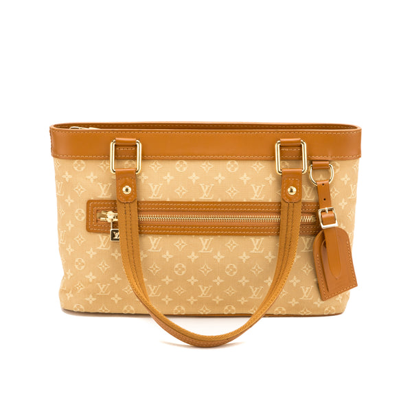 Louis Vuitton Mini Lin Lucille PM Bag (Authentic Pre Owned)