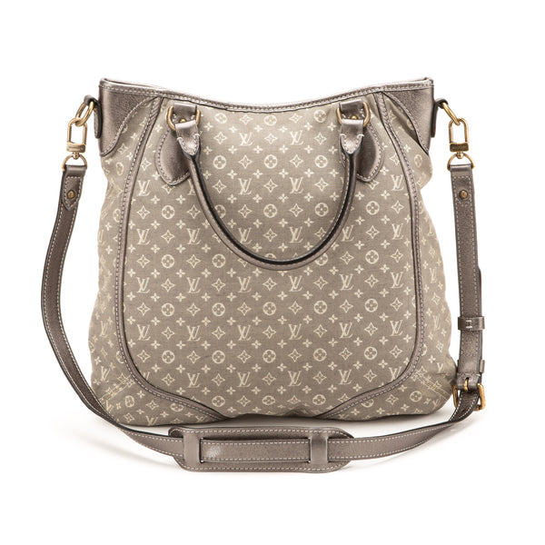 Louis Vuitton Mini Lin Platine Angele Bag (Authentic Pre Owned)
