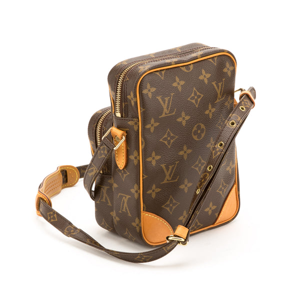 Louis Vuitton Monogram Amazon Bag (Pre Owned)