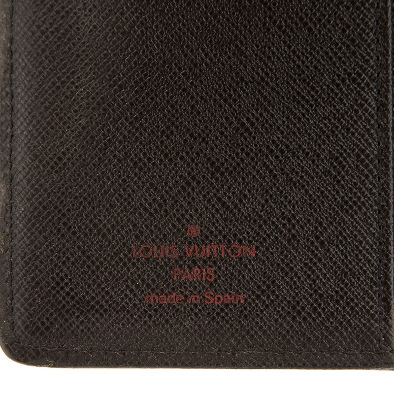 Louis Vuitton Black Epi Agenda PM (Authentic Pre Owned)