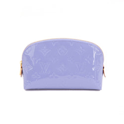 Louis Vuitton Lilac Vernis Cosmetic Pouch (Authentic Pre Owned)