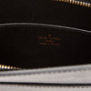 Louis Vuitton Black Epi Pochette Homme Clutch (Authentic Pre Owned)