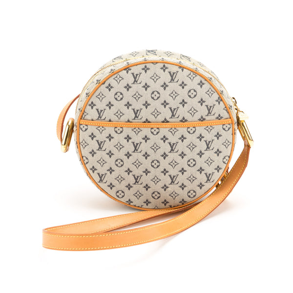 Louis Vuitton Mini Lin Jeanne Bag (Authentic Pre Owned)