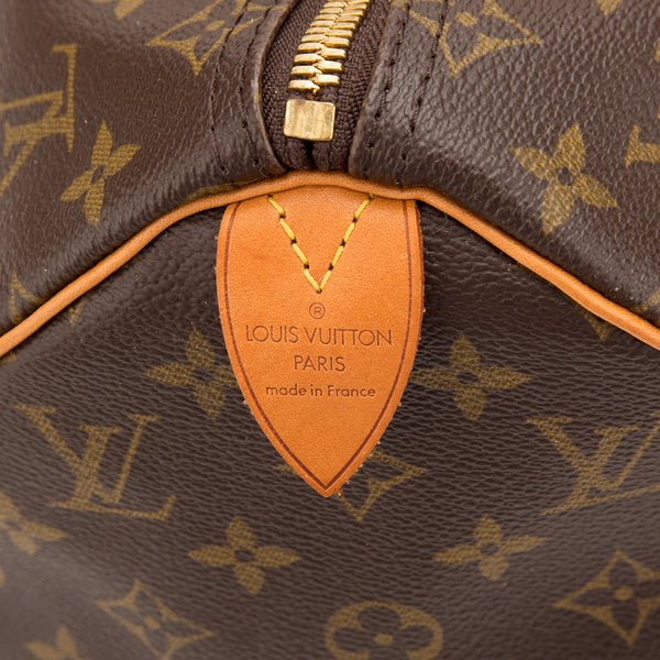 Louis Vuitton Monogram Keepall 45 Bag (Authentic Pre Owned)