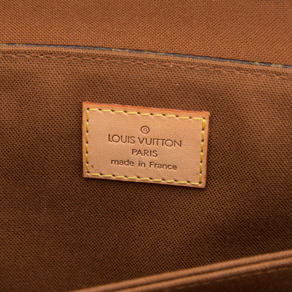 Louis Vuitton Monogram Pochette Marelle (Pre Owned)