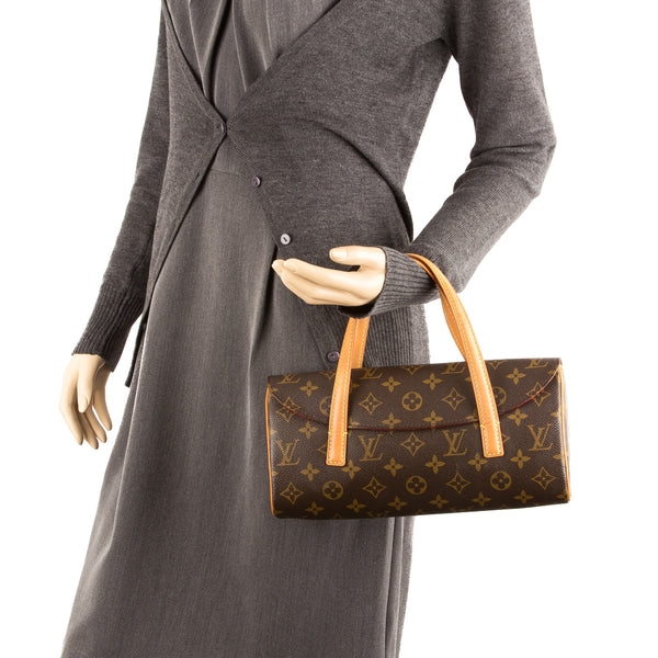 Louis Vuitton Monogram Sonatine Bag (Authentic Pre Owned)