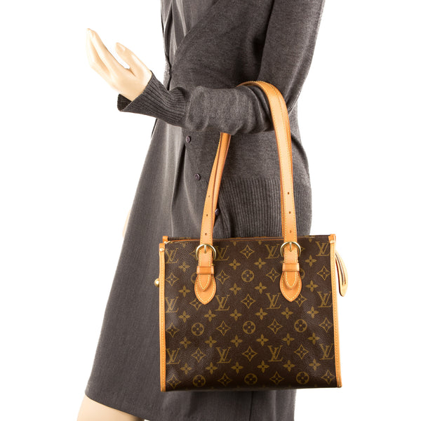 Louis Vuitton Monogram Popincourt Haut Bag (Pre Owned)