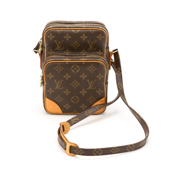 9545683488cf Louis Vuitton Monogram Amazon Bag (Pre Owned) - 2194004