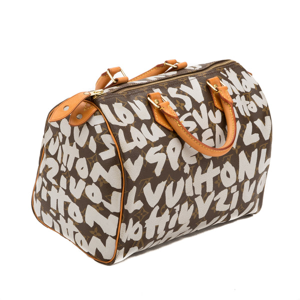 Louis Vuitton Stephen Sprouse Graffiti Speedy 30 (Pre Owned)